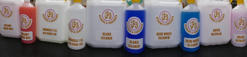 All Jizlube car care products now come in 5lts cans from sibotservices.co.uk